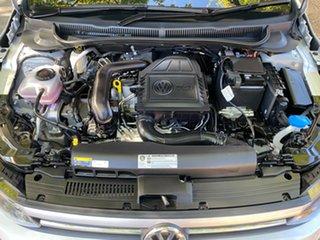 2018 Volkswagen Polo AW MY19 70TSI DSG Trendline Silver 7 Speed Sports Automatic Dual Clutch.
