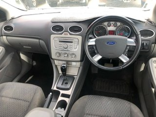 2010 Ford Focus LV LX White 4 Speed Sports Automatic Sedan.