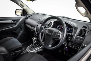 2013 Isuzu D-MAX MY12 LS-U Space Cab Black 5 Speed Sports Automatic Utility