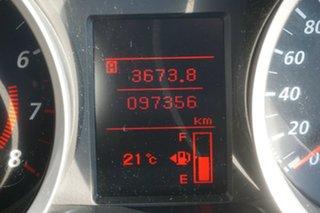 2014 Mitsubishi Lancer CJ MY14.5 ES Sport Blue 5 Speed Manual Sedan