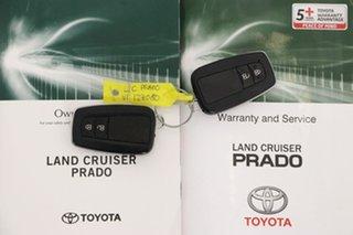 2019 Toyota Landcruiser Prado GDJ150R MY18 VX (4x4) Crystal Pearl 6 Speed Automatic Wagon