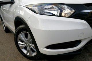 2017 Honda HR-V MY16 VTi White 1 Speed Constant Variable Hatchback.