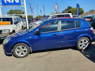 2005 Holden Astra AH MY05 CDXi Blue 5 Speed Manual Hatchback