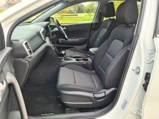 2020 Kia Sportage QL MY20 SX 2WD White 6 Speed Sports Automatic Wagon