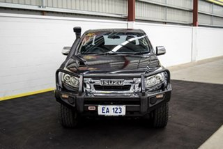 2013 Isuzu D-MAX MY12 LS-U Space Cab Black 5 Speed Sports Automatic Utility.