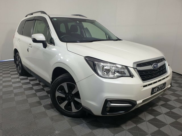 Used Subaru Forester S4 MY16 2.0D-L CVT AWD Wayville, 2016 Subaru Forester S4 MY16 2.0D-L CVT AWD White 7 Speed Constant Variable Wagon
