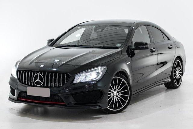 Used Mercedes-Benz CLA-Class C117 807MY CLA250 DCT 4MATIC Sport Berwick, 2016 Mercedes-Benz CLA-Class C117 807MY CLA250 DCT 4MATIC Sport 7 Speed Sports Automatic Dual Clutch