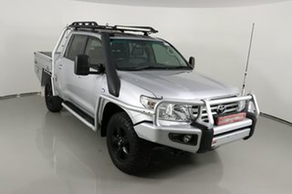 2011 Toyota Landcruiser VDJ200R 09 Upgrade Sahara (4x4) Silver 6 Speed Automatic Wagon