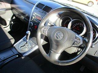 2009 Suzuki Grand Vitara JB MY09 White 4 Speed Automatic Wagon