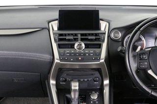 2017 Lexus NX200T AGZ15R F Sport (AWD) Silver 6 Speed Automatic Wagon