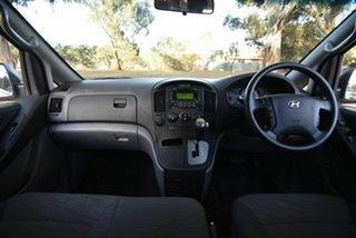 2015 Hyundai iLOAD TQ2-V MY15 Crew Cab White 5 Speed Automatic Van