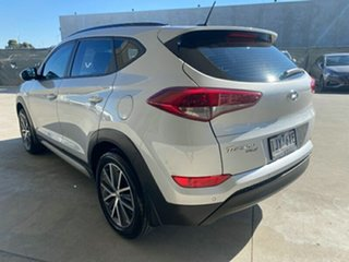 2017 Hyundai Tucson TL MY17 Active X 2WD Silver 6 Speed Sports Automatic Wagon