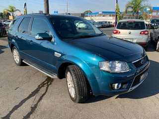 2009 Ford Territory SY MY07 Upgrade Ghia (4x4) 6 Speed Auto Seq Sportshift Wagon.