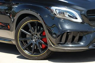 2017 Mercedes-Benz GLA-Class X156 808MY GLA45 AMG SPEEDSHIFT DCT 4MATIC Black 7 Speed