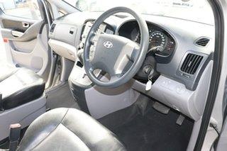 2011 Hyundai iMAX TQ-W MY11 Silver 5 speed Automatic Wagon