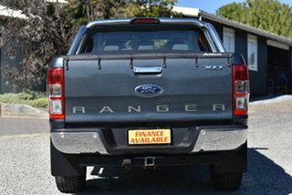2014 Ford Ranger PX XLT Double Cab 4x2 Hi-Rider Grey 6 Speed Sports Automatic Utility