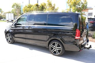 2016 Mercedes-Benz V-Class 447 V250 d 7G-Tronic + Avantgarde Black 7 speed Automatic Wagon