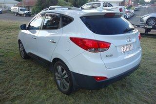 2014 Hyundai ix35 LM3 MY14 Highlander AWD White 6 Speed Sports Automatic Wagon.