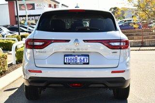 2016 Renault Koleos HZG Zen X-tronic White 1 Speed Constant Variable Wagon