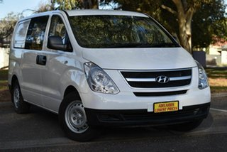 2015 Hyundai iLOAD TQ2-V MY15 Crew Cab White 5 Speed Automatic Van.