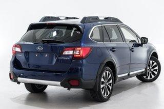2018 Subaru Outback B6A MY18 3.6R CVT AWD Blue 6 Speed Constant Variable Wagon.