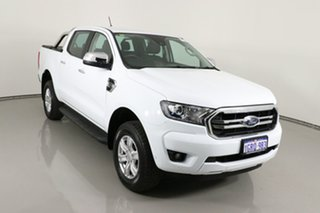 2018 Ford Ranger PX MkIII MY19 XLT 2.0 (4x4) White 10 Speed Automatic Double Cab Pick Up
