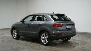 2015 Audi Q3 8U MY16 TDI S Tronic Quattro Grey 7 Speed Sports Automatic Dual Clutch Wagon.