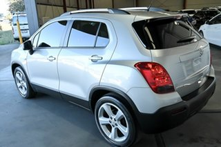 2015 Holden Trax TJ MY15 LS Silver 6 Speed Automatic Wagon