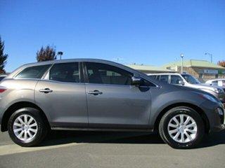 2009 Mazda CX-7 ER10L2 Classic Activematic Grey 5 Speed Sports Automatic Wagon.