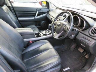 2010 Mazda CX-7 ER MY10 Luxury Sports (4x4) Grey 6 Speed Auto Activematic Wagon