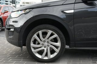 2018 Land Rover Discovery Sport L550 18MY HSE Grey 9 Speed Sports Automatic Wagon