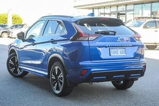 2021 Mitsubishi Eclipse Cross YB MY21 Exceed 2WD Lightning Blue 8 Speed Constant Variable Wagon