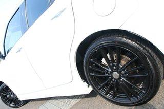 2015 Suzuki Swift FZ MY15 Sport White 7 Speed Constant Variable Hatchback