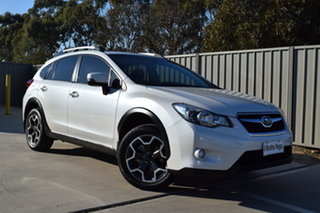 2013 Subaru XV G4X MY13 2.0i-L Lineartronic AWD White 6 Speed Constant Variable Wagon.