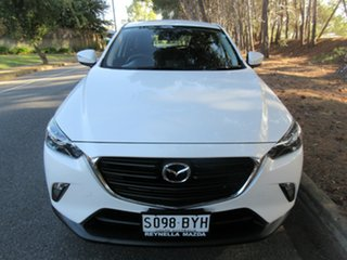 2018 Mazda CX-3 DK2W7A Neo SKYACTIV-Drive White 6 Speed Sports Automatic Wagon