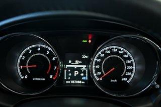 2018 Mitsubishi ASX XC MY18 LS 2WD Black 1 Speed Constant Variable Wagon