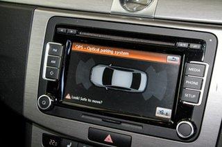 2012 Volkswagen Passat 3C MY13 118 TSI Brown 7 Speed Auto Direct Shift Sedan