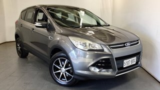 2014 Ford Kuga TF Ambiente 2WD Grey 6 Speed Manual Wagon