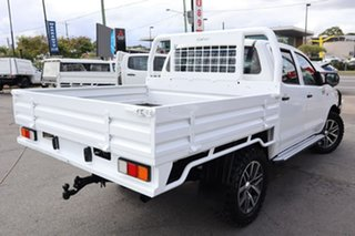 2011 Toyota Hilux KUN26R MY12 SR Double Cab 5 Speed Manual Cab Chassis.