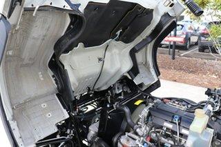 2019 Mitsubishi Fuso Canter White Automatic Pantech