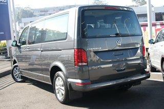 2020 Volkswagen Caravelle T6.1 MY21 TDI340 LWB DSG Trendline Indium Grey 7 Speed.