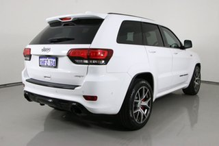 2017 Jeep Grand Cherokee WK MY17 SRT (4x4) White 8 Speed Automatic Wagon
