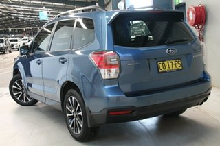 2017 Subaru Forester MY18 2.5I-S Blue Continuous Variable Wagon.
