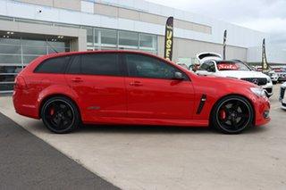 2017 Holden Commodore VF II MY17 SS V Sportwagon Redline Red Hot 6 Speed Sports Automatic Wagon.