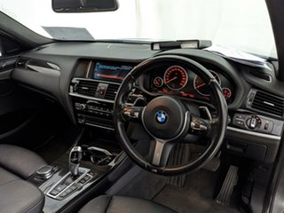 2017 BMW X4 F26 xDrive20i Coupe Steptronic Black 8 Speed Automatic Wagon