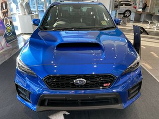 2021 Subaru WRX V1 MY21 STI AWD spec.R WR Blue Mica 6 Speed Manual Sedan.