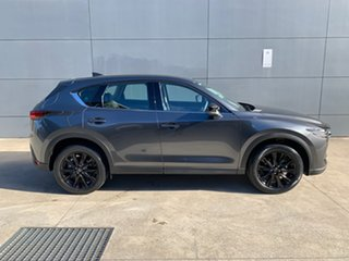 2021 Mazda CX-5 KF4WLA GT SKYACTIV-Drive i-ACTIV AWD SP Machine Grey 6 Speed Sports Automatic Wagon.