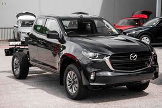 2021 Mazda BT-50 TFS40J XT Freestyle Blue 6 Speed Sports Automatic Cab Chassis