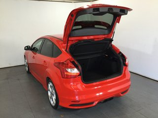 2013 Ford Focus LW MkII ST Red/Black 6 Speed Manual Hatchback