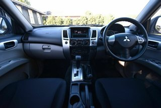 2012 Mitsubishi Challenger PB (KH) MY12 White 5 Speed Sports Automatic Wagon
